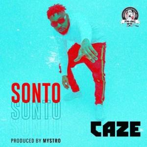 CaZe - Sonto (Prod. Mystro)